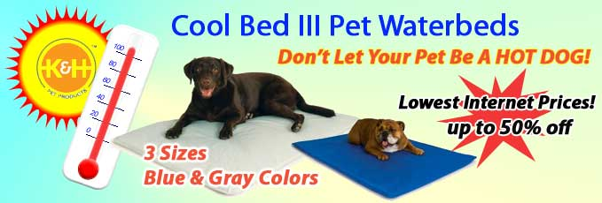 Cooling Dog Bed-Cool Dog Beds by K&H