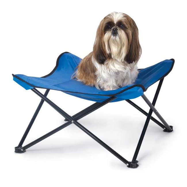 Ku0026H Cool Breeze Portable Dog Bed