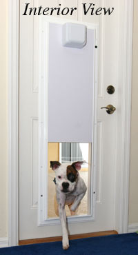 Plexidor Electronic Pet Door Wall Mount Lowest Prices