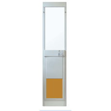 Charmant Hi Tech Power Pet Model PX2 E Glass Fully Automatic Patio Door   LARGE